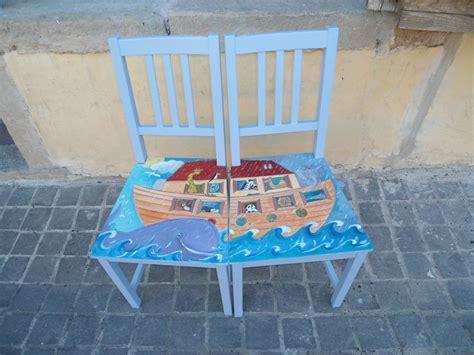 sedie riciclate 1000 idee su mobili di recupero su mobili