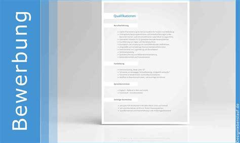 Vordruck Lebenslauf Bewerbung by Kurzbewerbung Muster Mit Deckblatt Und Anschreiben Cv