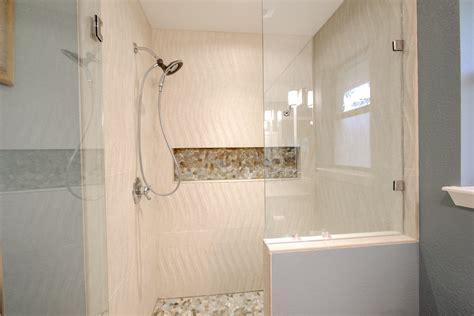 Quot new wave quot porcelain tile tile los angeles by bauformat wavy bathroom tile designs tsc