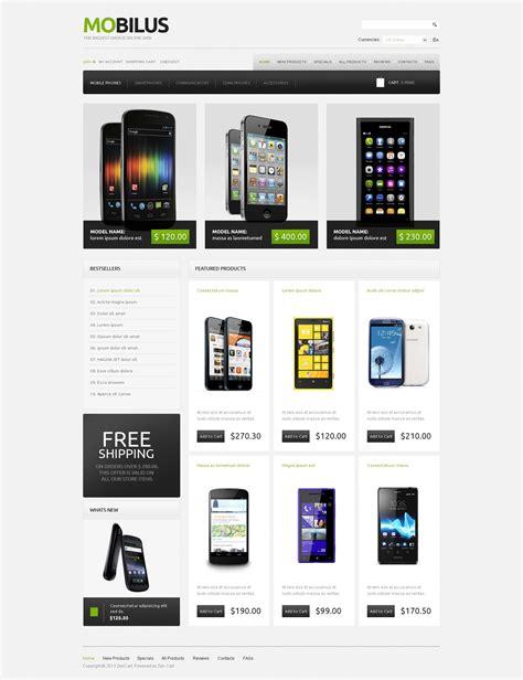 themes zen mobile th 232 me zen cart 41809 pour site de boutique mobile