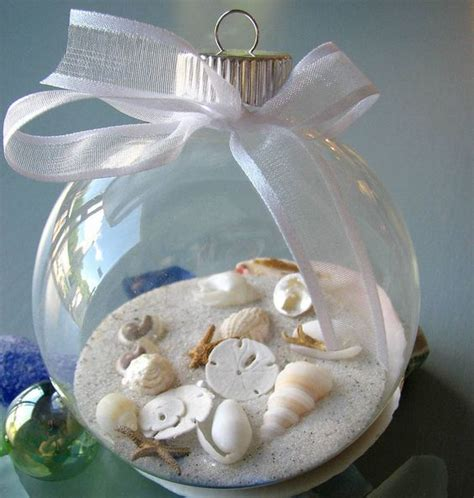 clear ornaments craft ideas how to fill clear glass ornaments 25 ideas shelterness