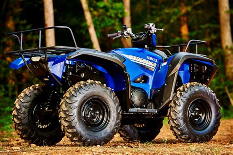 yamaha grizzly  eps  test  video