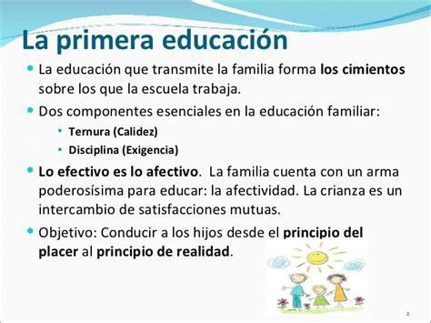 educar en la realidad 10 consejos y 4 pilares para educar en familia