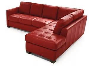 natuzzi italian leather sectional sofa thomasville
