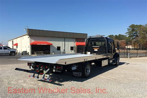 car carrier truck 2018 freightliner m2 extended cab with a jerr dan 21