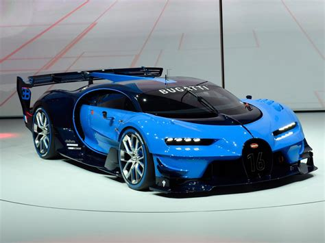 bugatti concept car epic new cars from the international motor show 2015