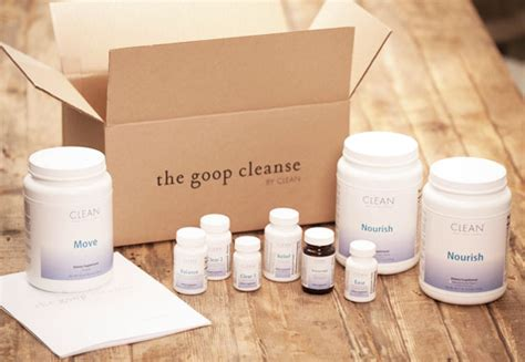 Dgoop Detox the goop team tried the clean program from dr alejandro