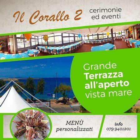 ristoranti porto torres ristorante pizzeria quot il corallo 2 quot porto torres