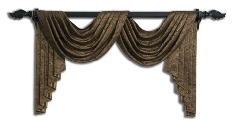 swag valance patterns 20 beautiful swag valance patterns to sweeten your interior