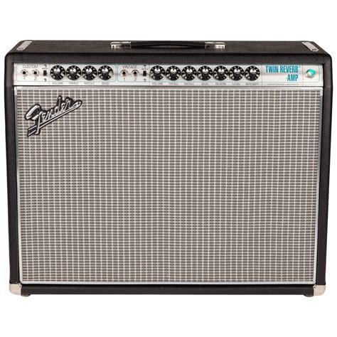 Box Reverb Fender 68 Custom Reverb Box Opened At Gear4music