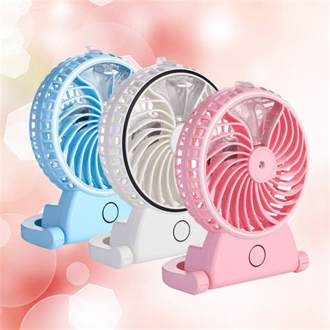 Kipas Angin Embun Murah kipas angin air embun usb rechargeable mini fan portable a29 blue jakartanotebook