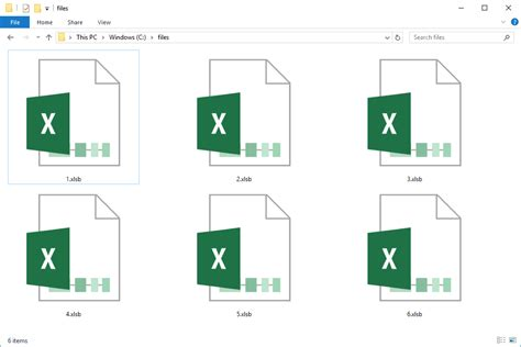format file xlsb xlsb file what it is and how to open one