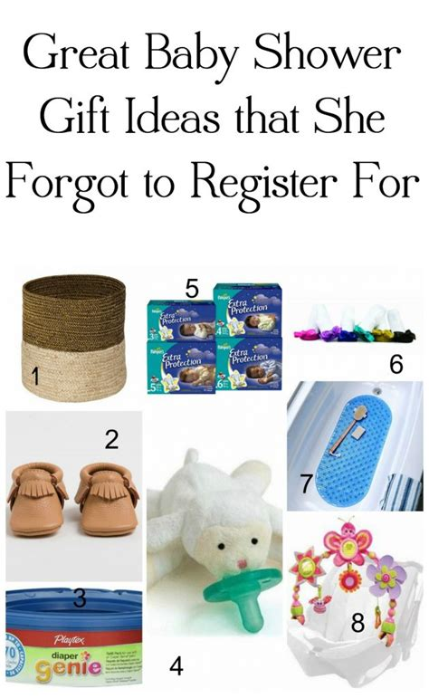 best baby shower gifts 2014 great baby shower gifts that she didn t register for
