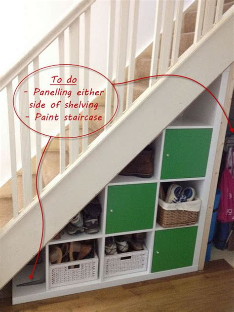 the stairs storage creative the stair storage ideas noted list