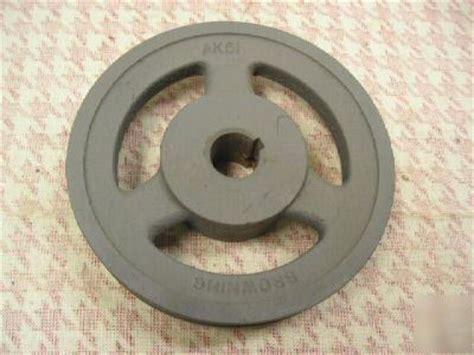browning sheave pulley ak51 v belt