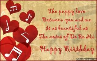 birthday wishes for girlfriend quotes and messages sms