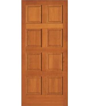 8 Panel Interior Wood Doors by 8 Panel Fir Door F 88