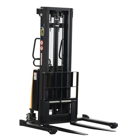 9213 118 000 High Quality Tops vestil 2 000 lb capacity 118 in high stacker with