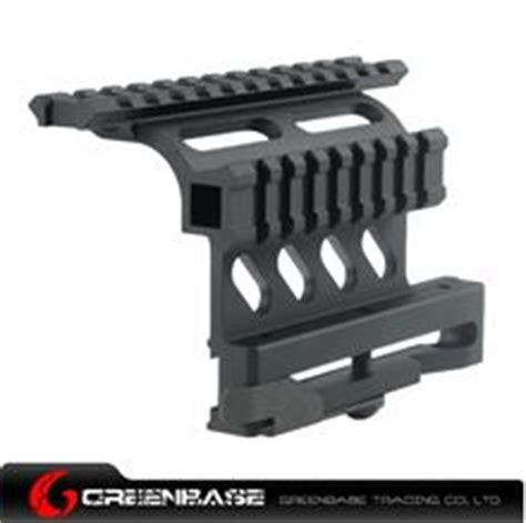 ak74 side mount scope rail ar 15 ak 47 dot scope gun accessories