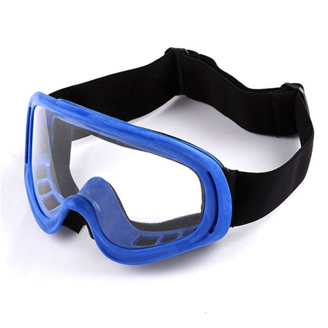 Kacamata Sport Goggles Motor Cross Blue new motocross motorcross mx bmx atv dirt bike ski