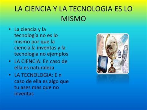 ejemplos de es que mas avanses cientificos y tecnologicos sigloxii
