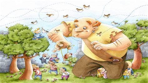 el gigante egoista el gigante ego 237 sta cuento infantil youtube