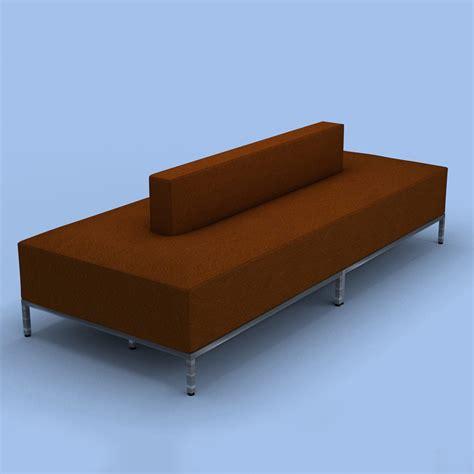 double benching benchmark double retail bench salon furniture eurisko
