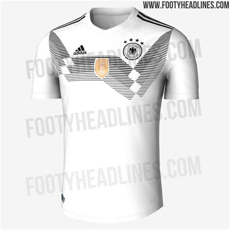 Jersey Germany Home New World Cup 2018 Grade Ori this image shows the germany 2018 jersey