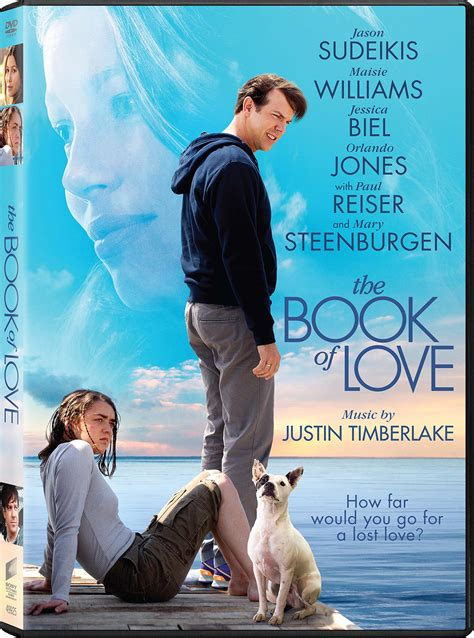 film love by the book the book of love dvd release date april 4 2017