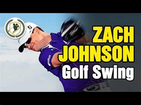zach johnson golf swing analysis zach johnson pga golf swing analysis slow motion scratch