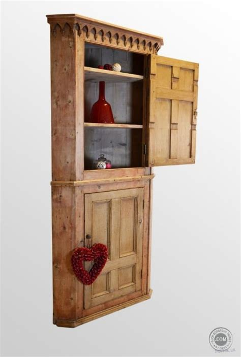 tall corner kitchen cabinet antique tall corner cupboard kitchen cabinet victorian