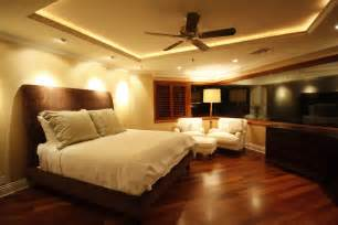 Lighting For Bedrooms Ceiling Master Bedroom Ultra Modern Master Bedroom With Drop Ceiling Lighting And Patterned