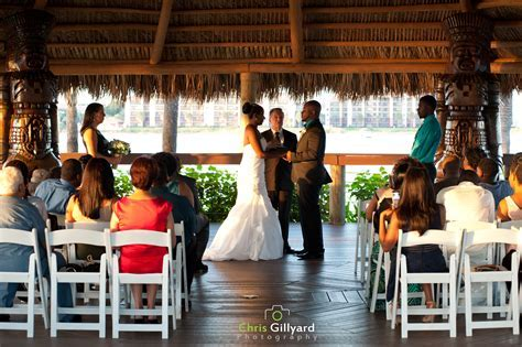 Carlos and Shanieka at Westgate Lakes Resort   Intimate