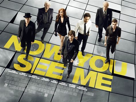 misteri film now you see me 電影 出神入化 now you see me 眼見為憑的把戲 movie x muzik vie