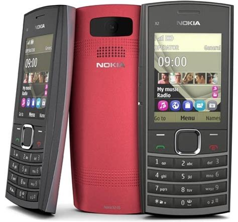 nokia x2 05 price in malaysia specs review technave
