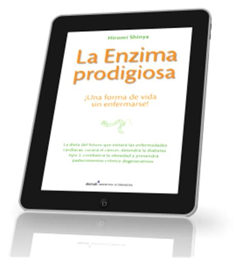 libro la enzima prodigiosa download from descargar libro la enzima prodigiosa