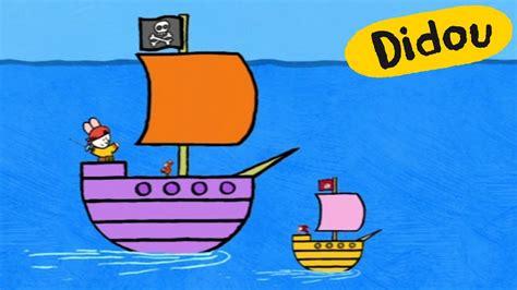 dessiner un bateau pirate bateau pirate didou dessine moi un bateau pirate
