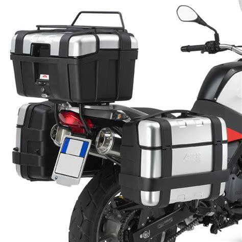 P R O M O Box Givi E43ntl Mulebox givi pl188 sidecase mounting kit bmw f650gs 00 07