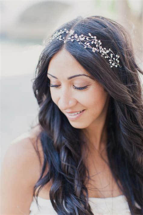 hairstyles with diamond headband romantic diamond headbands because you deserve to look