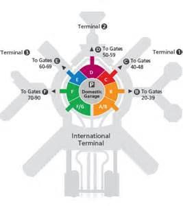 domestic hourly parking san francisco international airport