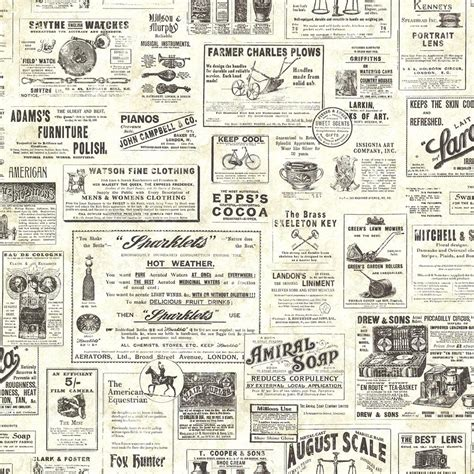 Vintage Newspaper Wallpaper Wallmaya Chesapeake Adamstown Vintage Newspaper Wallpaper Ctr64271 The Home Depot
