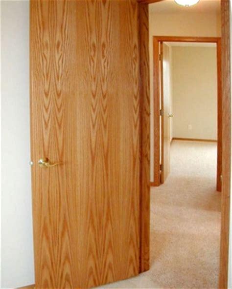 interior flush wood doors flush doors bayer built woodworks minnesota