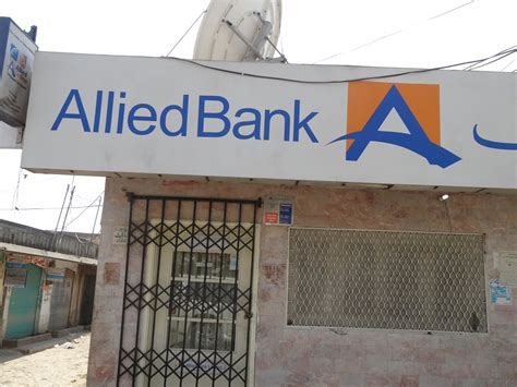 allied bank panoramio photo of allied bank