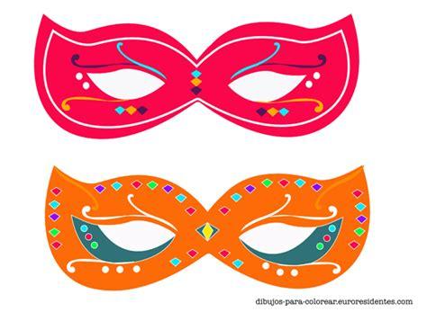 imagenes de mascaras mitologicas originales y bonitas m 225 scaras de carnaval para imprimir