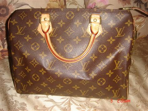 authentic louis vuitton monogram speedy   sale