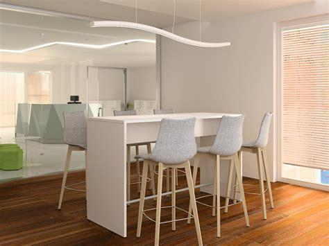 table haute mdd table pratique et pas cher bois blanc