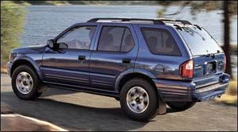 buy car manuals 1996 isuzu rodeo electronic toll collection 2002 isuzu rodeo specifications car specs auto123