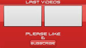 Sony Vegas Outro Template free outro template for sony vegas pro 11