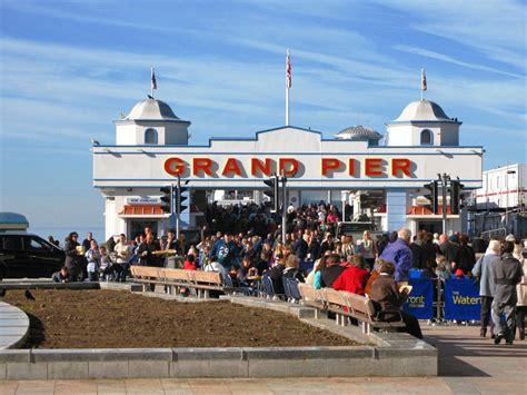 barclays bank weston mare weston mare the grand pier