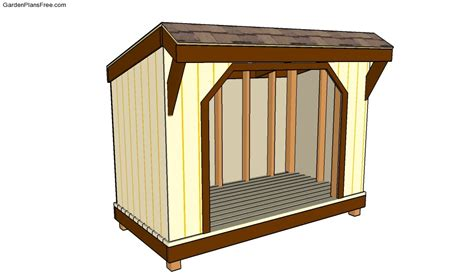 Firewood Shed Plans Free by Simple Wood Shed Plans Sketchup Components Nolaya